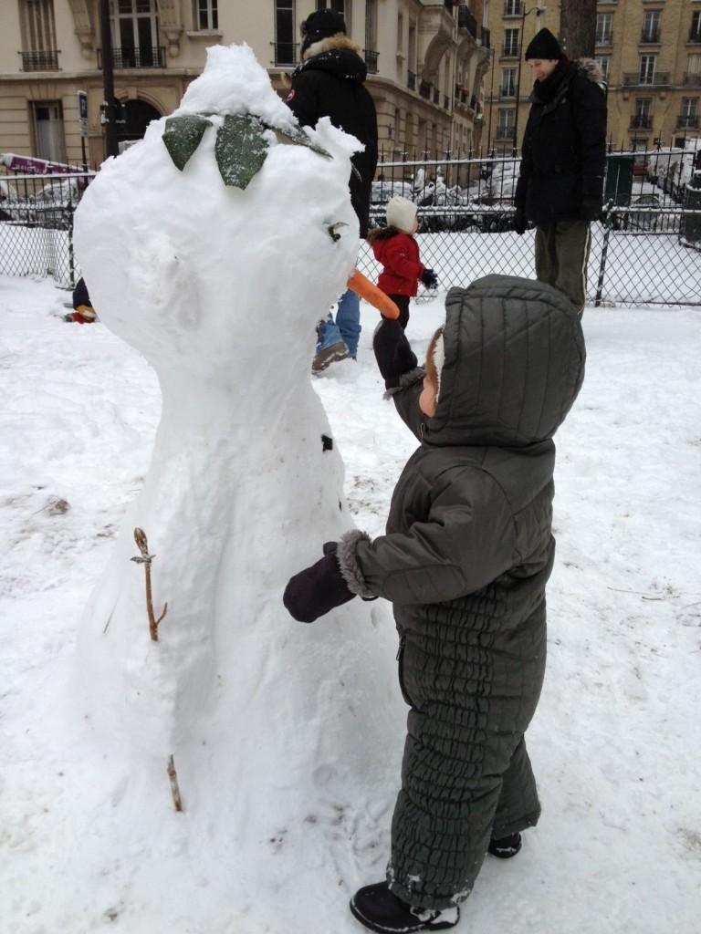BB-neige